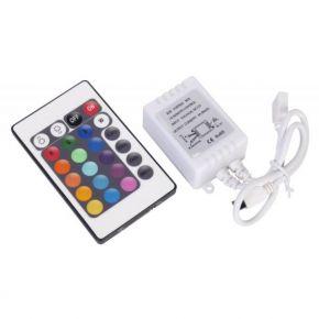 Spacelights Infrared 24 Keys LED Controller Για Ταινία RGB