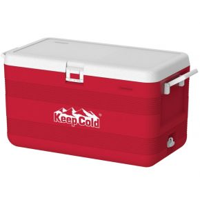 Cosmoplast Ψυγείο Πάγου KeepCold Deluxe Icebox 70L