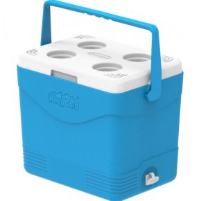 Cosmoplast Ψυγείο Πάγου KeepCold Picnic Ice Box 24L