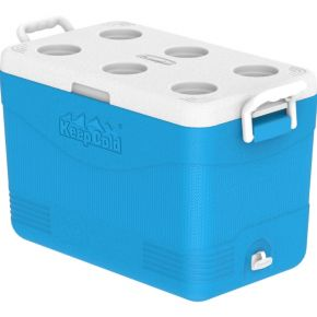 Cosmoplast Ψυγείο Πάγου KeepCold Picnic Ice Box 46L