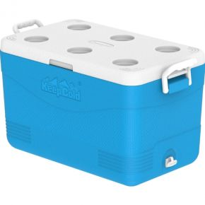 Cosmoplast Ψυγείο Πάγου KeepCold Picnic Ice Box 60L