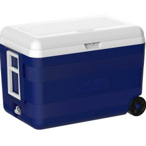 Cosmoplast Ψυγείο Πάγου KeepCold Picnic Ice Box 65L Με Ρόδες