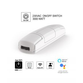 Cubalux Διακόπτης ON/OFF 3000W 230V AC TOP-L1-ONE