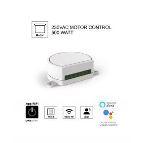 Cubalux Έλεγχος Μοτέρ (Ηλεκτρικά Παράθυρα) 500W 230V AC