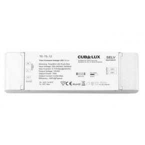 Cubalux Dimmable Τροφοδοτικό LED 75 Watt 24VDC IP20