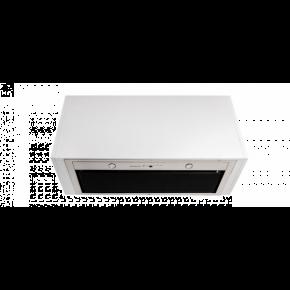 Davoline Απορροφητήρας Εντοιχιζόμενος Inside 60 IX Inox & Λευκό/Μαύρο Γυαλί