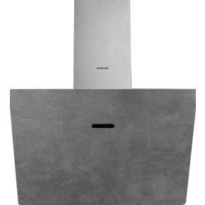 Davoline Απορροφητήρας Επίτοιχο Καμίνι Strong Cement 80