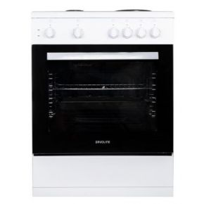 Davoline Ελεύθερη Αερόθερμη Κουζίνα DAE 600 WH