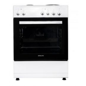 Davoline Ελεύθερη Αερόθερμη Κουζίνα DSE 600 WH
