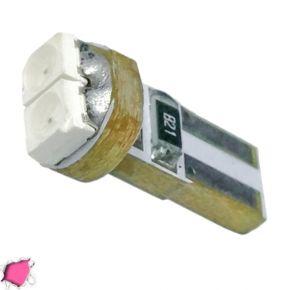 Λαμπτήρας LED T5 2 SMD 1210 Φούξια GloboStar 31144