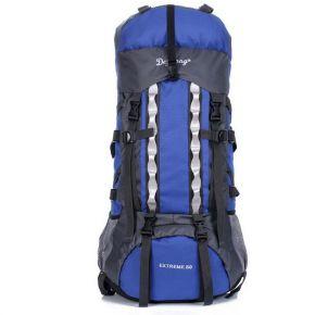 Deyilong Σακίδιο Πλάτης Extreme 80+5L Light Blue