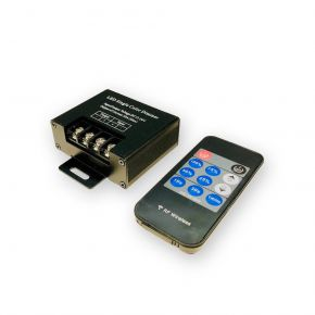 Lucas LED DIMMER RGB Controller RF SYNCHRONIZED