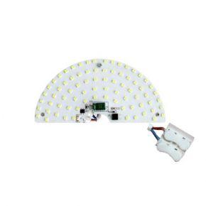 Dio LED Module SMD Half Circular 7W Epistar