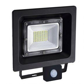 Dio LED Προβολέας Με Αισθητήρα SMD 30W