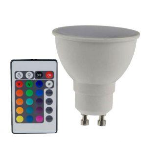 Dio LED Spot 4W GU10 RGBW