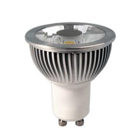Dio LED Spot 6W GU10 COB Reflector Dimmable 40º
