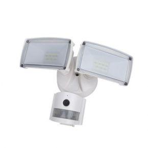 Dio LED Προβολέας 18W με ανιχνευτή κίνησης κάμερα και μικρόφωνο IP54