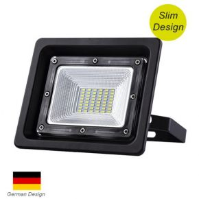 Dio LED Προβολέας Αλουμίνιο 20W 12 -24V DC SMD IP66