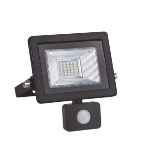 Dio LED Προβολέας SMD 10W Epistar X Motion Sensor IP66