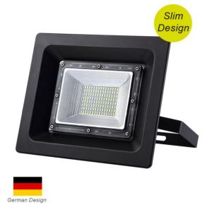 Dio LED Προβολέας SMD 50W Epistar IP66 Green - Blue