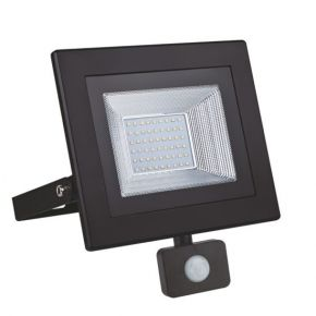Dio LED Προβολέας SMD 50W Epistar X Motion Sensor IP66