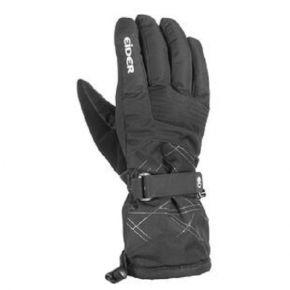 Eider Γάντια Ανδρικά Edge 2.0 Black