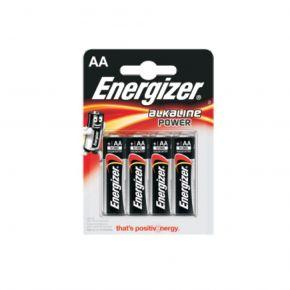 Energizer Αλκαλικές Μπαταρίες 1.5V σε Blister AA-LR6