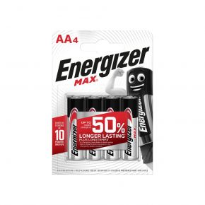 Energizer Αλκαλικές Μπαταρίες AA-LR06