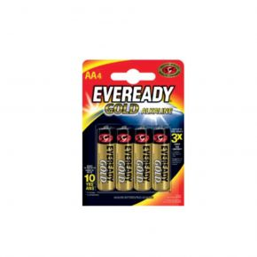 Energizer Αλκαλικές Μπαταρίες σε Blister EVEREADY ΑΑ-LR6 Gold