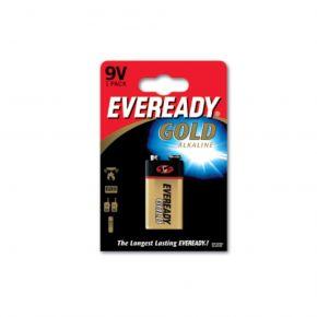 Energizer Αλκαλική Μπαταρία EVEREADY 9V 1 τεμάχιο