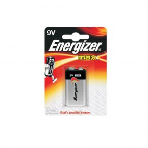 Energizer Μπαταρία 9V MAX