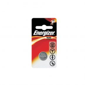 Energizer Μπαταρία Λιθίου Κουμπί σε Blister CR1620/3V