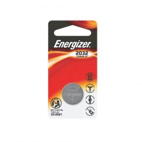 Energizer Μπαταρία Λιθίου Κουμπί σε Blister CR2032/3V