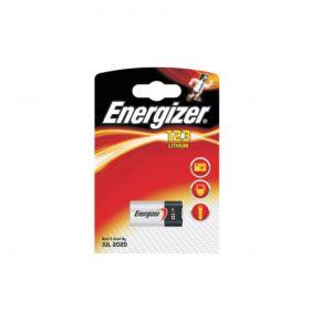 Energizer Μπαταρία Λιθίου σε Blister 123/3V