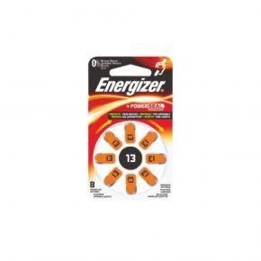 Energizer Μπαταρίες Ακουστικών Βαρηκοΐας σε Blister Πορτοκαλί ΖΑ13