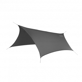 ENO Τέντα Αιώρας PROFLY™ RAIN TARP Silver/Grey