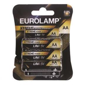 Eurolamp Αλκαλική Μπαταρία Extreme ΑΑ (LR6) 8ΤΜΧ 1.5V
