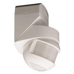 Eurolamp Ανιχνευτής Κίνησης Υπερύθρων 3 Σε 1 Τοίχου/Οροφής/Γωνιακός