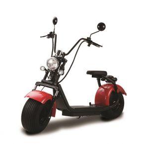 EUROSPEED Ηλεκτρικό Scooter Standard N1 EEC 1000W 20AH Κόκκινο