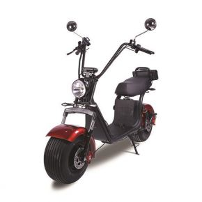 EUROSPEED Ηλεκτρικό Scooter X20 PRO EEC 2000W 20AH Κόκκινο