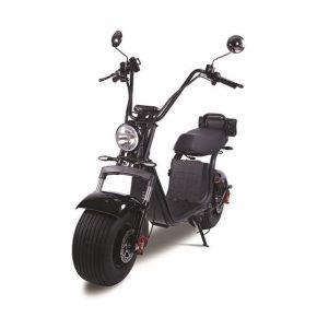 EUROSPEED Ηλεκτρικό Scooter X20 PRO EEC 2000W 20AH Μαύρο