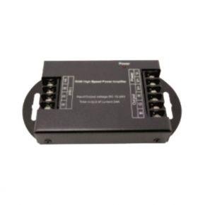 Eurolamp LED Ενισχυτής Σήματος RGB 24A