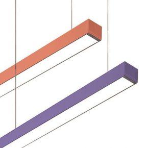 Eurolamp LED Γραμμικό Φωτιστικό Εξωτερικό 23W Plus