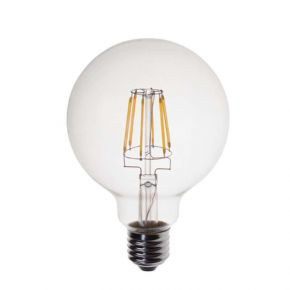 EuroLamp LED Λάμπα 15W E27 G120 Filament