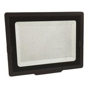 Eurolamp LED Προβολέας SMD SLIM 300W 110-240V IP65 PLUS Μαύρος