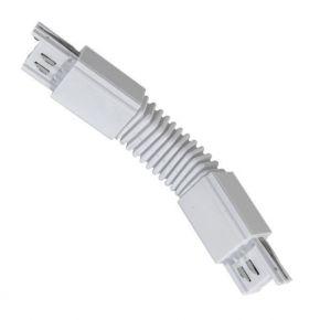 Eurolamp Σύνδεσμος Ράγας Universal 4 Γραμμών Γωνίας Σπιράλ