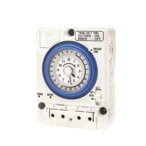 Eurolamp Χρονοδιακόπτης Ρεύματος Εξωτερικός 16A LED 150W (Max) 100h IP20