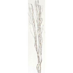 Eurolamp 20 LED Χιονισμένα Κλαδιά Με Μετασχηματιστή Χάλκινο Καλώδιο 120cm