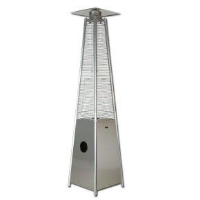 Eurolamp Θερμάστρα Υγραερίου 9300W Πύργος με Αναφλεκτήρα Μπαταρίας