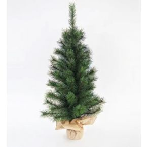 Eurolamp Δεντράκι Πεύκο Διακοσμητικό, Σε Γλάστρα, 90CM - Magic Christmas